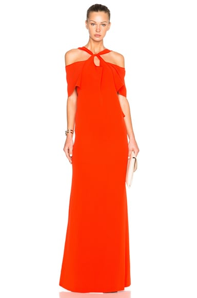 Charteris Stretch Viscose Gown