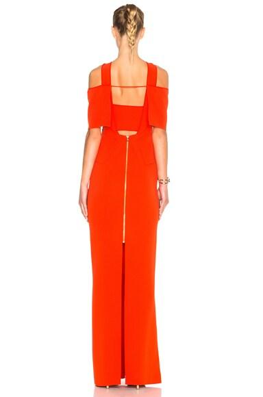 Charteris Stretch Viscose Gown