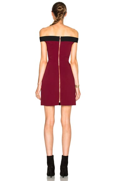 Stretch Double Crepe Dress