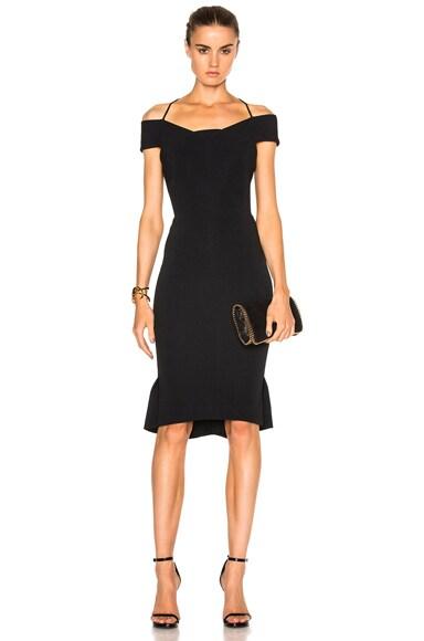 Beatrix Stretch Viscose Dress
