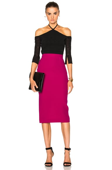 Arreton Stretch Viscose Skirt
