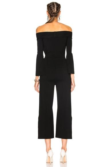 Felbridge Plain Birdseye Stitch Jumpsuit