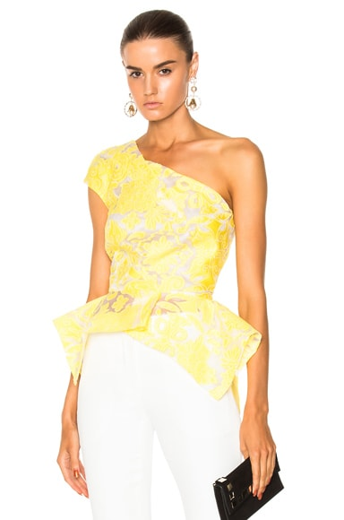 Rodmell Brocade Fils Coupe Top