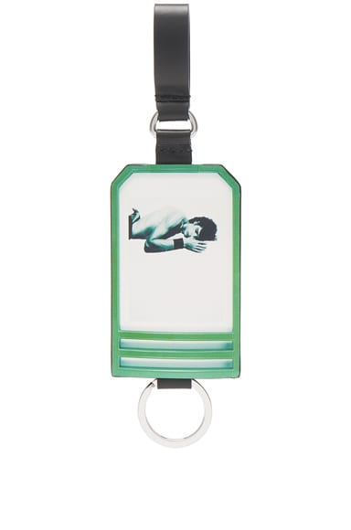 Self Portrait Key Holder