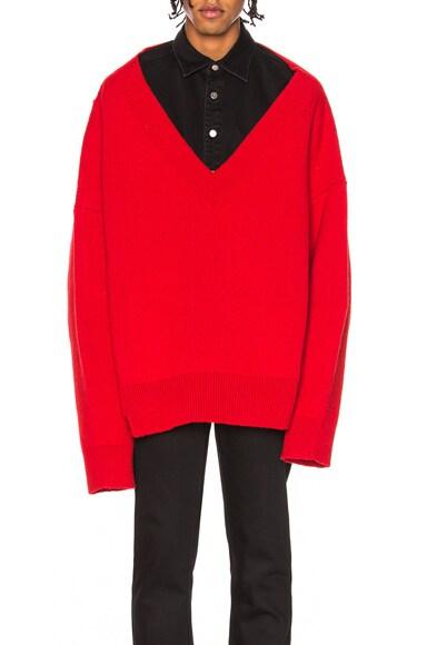 Classic Oversized Sweater