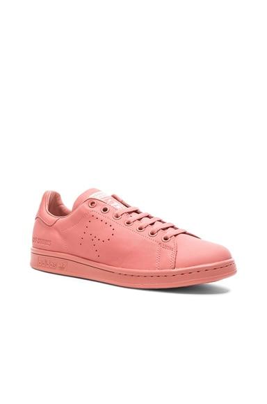 Raf Simons x Adidas Stan Smith in Ash Pink