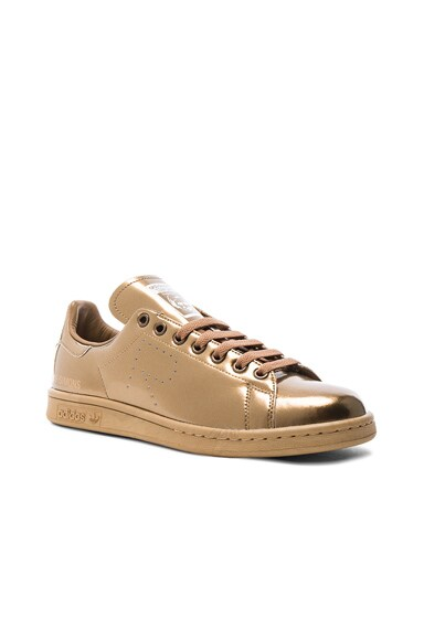 Raf Simons x Adidas Stan Smith in Copper