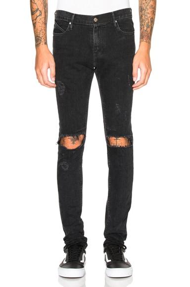 RtA Jeans in Ash Destroy