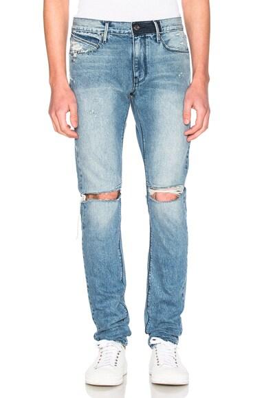 RtA Jeans in Light Blue