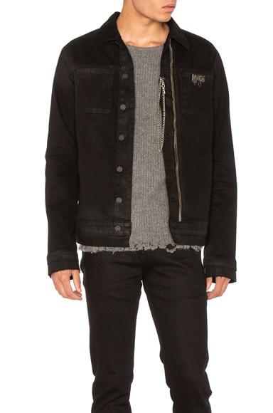 RtA Jacket in Black