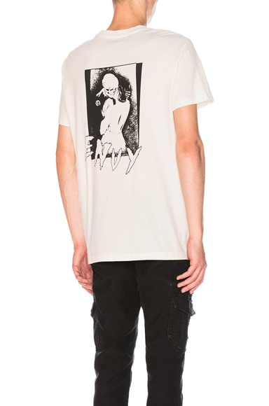 Chest Pocket Graphic Tee