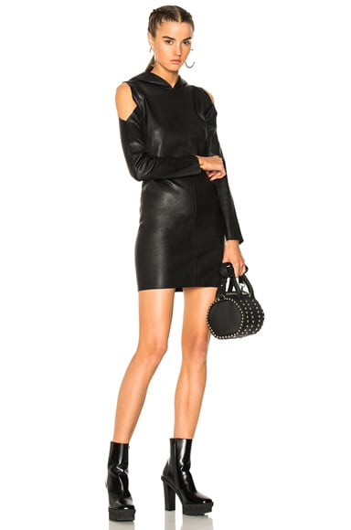Grace Leather Dress