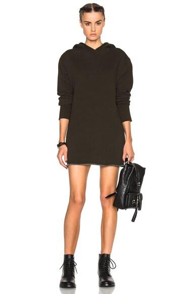 RtA Celine Sweatshirt Dress in Unit