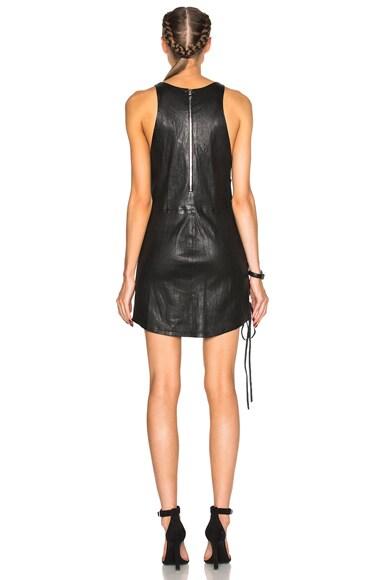 Fifi Leather Dress