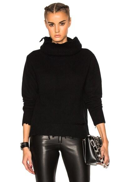 RtA Anouk Sweater in Raven
