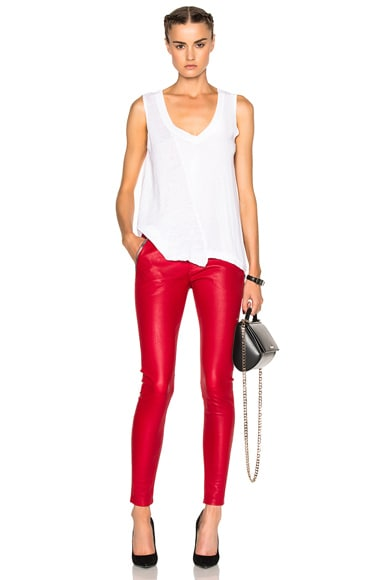 Lucy Leather Pants