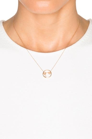 9 Karat Shades Necklace