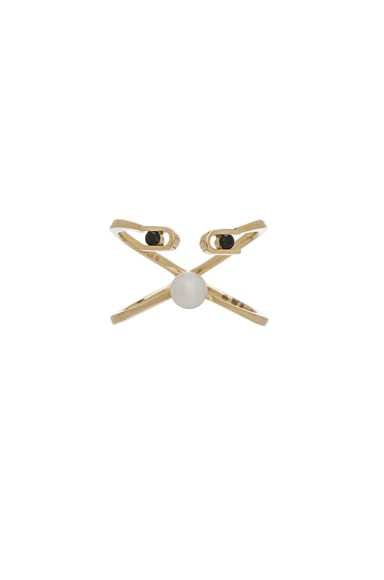 Ruifier 18 Karat Paola Ring in Yellow Gold
