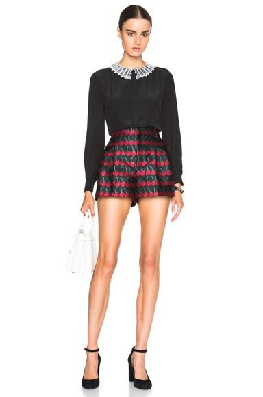 Cherry Printed Shorts
