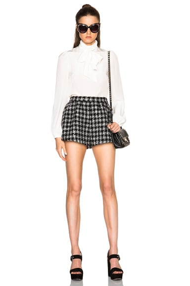 Tweed Short