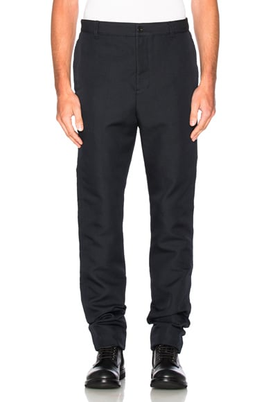 Sacai Pants in Navy & Black