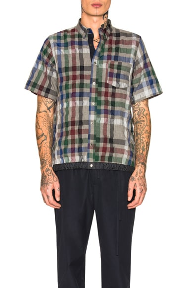 Sucker Check Shirt