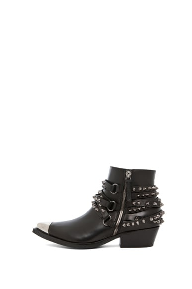 Parma Bootie with Studs