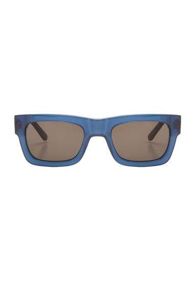 Sun Buddies Type 03 in Clear Midnight Blue