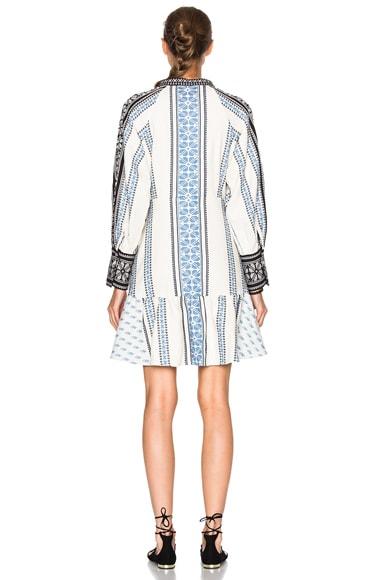 Mixed Yarn Dye Dress