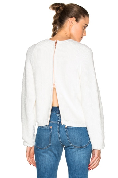 See By Chloe Pullover Sweater in Off White