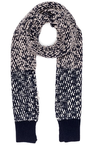See By Chloe Scarf in Navy