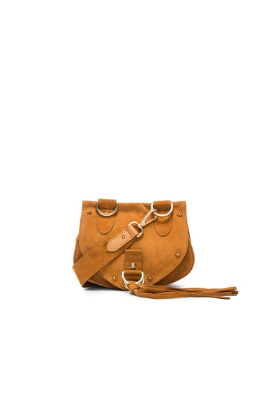 See By Chloe Mini Crossbody Bag in Warm Sand
