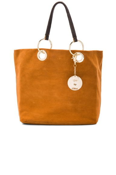 See By Chloe Tote in Warm Sand