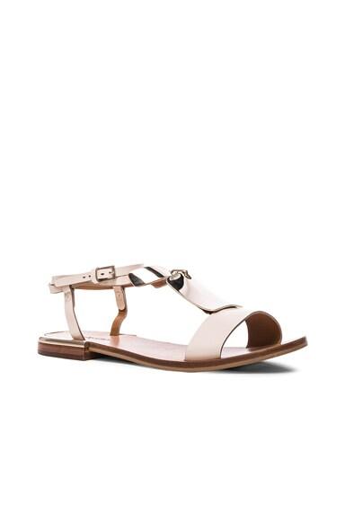 Leather Anita Sandals