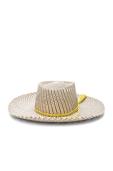 Dumont Hat with Toquilla Band