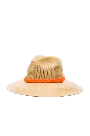 Long Brim Panama Hat