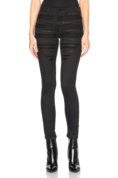 Superfine Jimi Jeans in Black