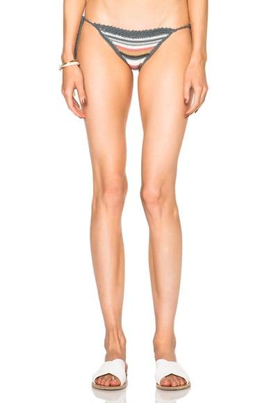 Dhari Tie Side Bikini Bottom SHE MADE ME