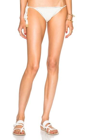 Savarna Tie Side Bikini Bottom