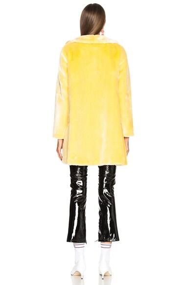 Faux Fur Pyrus Coat