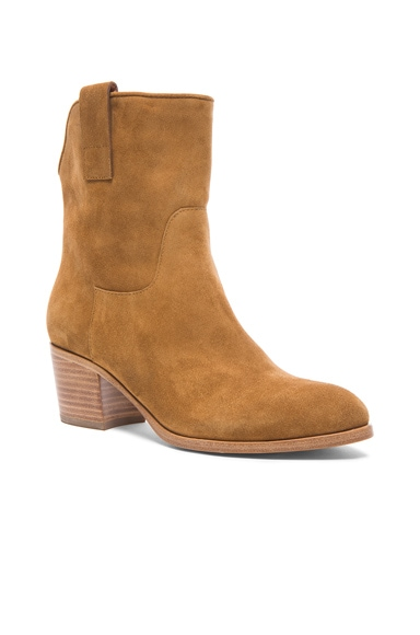 Kimmy Suede Boots