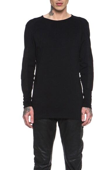 Paneled Long Sleeve