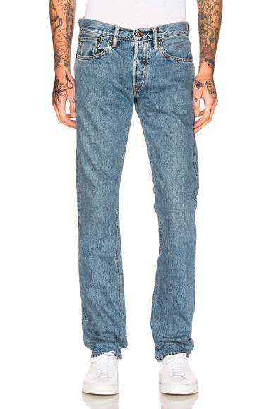 Simon Miller Cedar Jeans in Mid Indigo