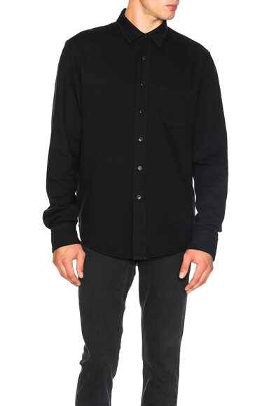 Simon Miller Arcata Shirt in Vintage Black