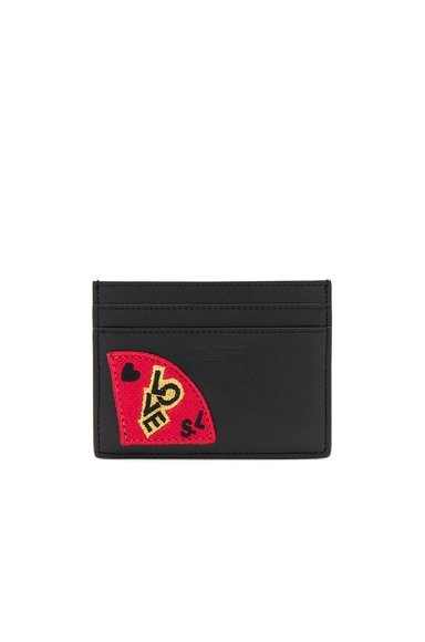 Love Patch Cardholder