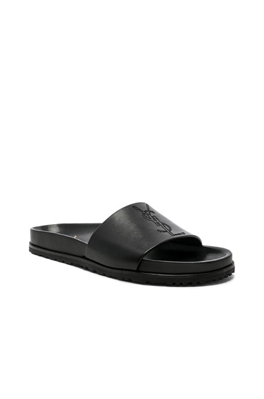 Leather Jimmy 20 Sandals