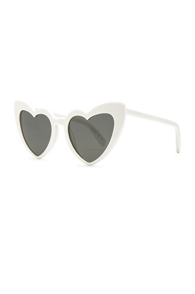 Lou Lou Heart Sunglasses