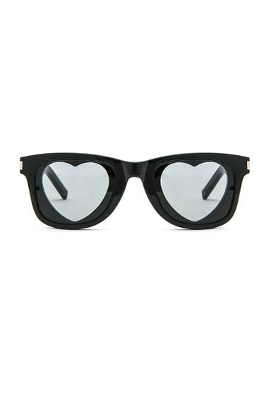 Heart Outlined Sunglasses
