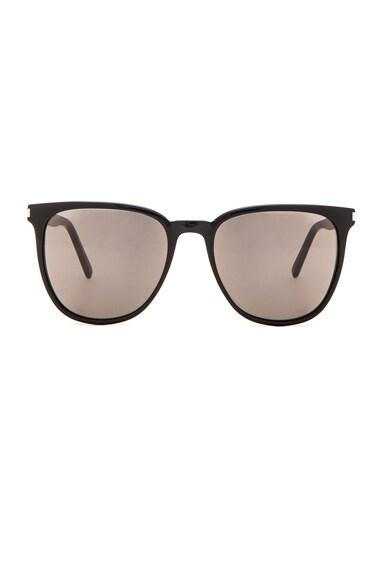 Saint Laurent SL 94 Sunglasses in Black