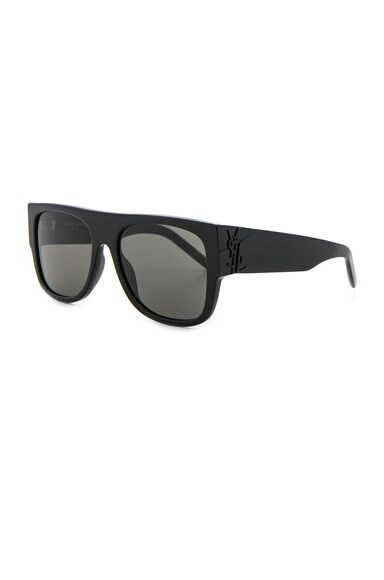 Monogram Logo Sunglasses
